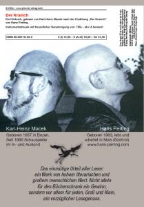 Hörbuch: Der Kranich - Hans Perting